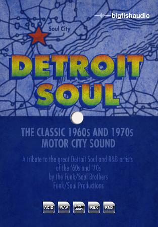 Detroit Soul product image