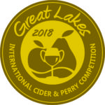 Great Lakes Cider Competition - 2018