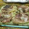 Recipe: Baked Pork Chops and Sauerkraut