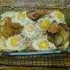 Recipe: Poached Eggs Boulangere
