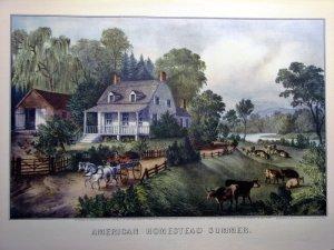 AmericanHomesteadSummer