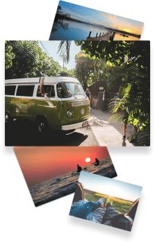 stampa da file e cellulare big foto taranto