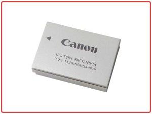 Batteria Canon NB-5L