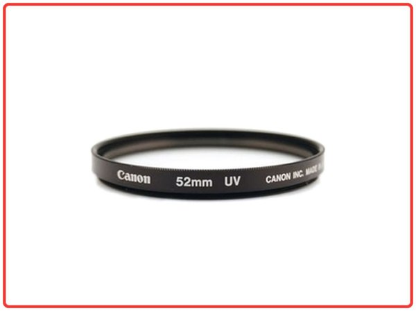 Canon Screw-IN filtro UV 52mm