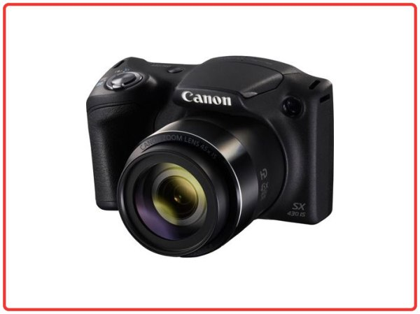 Canon PowerShot SX430 IS Bigfototaranto