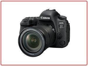 EOS 6D Mark II + obiettivo EF 24-105