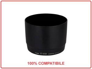 Paraluce COMPATIBILE obiettivo Canon ET-65B
