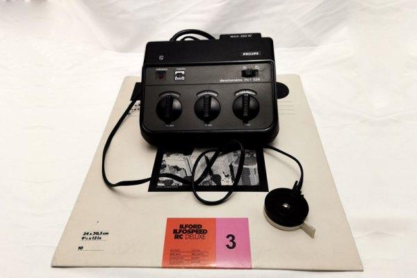 Philips-PDT-024-Timer-camera-oscura-densitometro-bigfototaranto