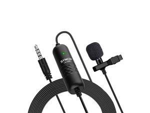 Synco-Lav-S6E-Microfono-omnidirezionale-lavalier-con-attacco-a-clip-bigfototaranto