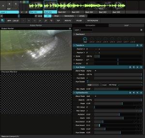 Resolume 6 and bigfug FFGL plugins – bigfug creative software