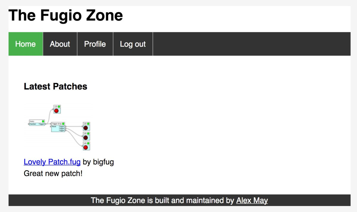 Fugio Friday: Entering the Zone
