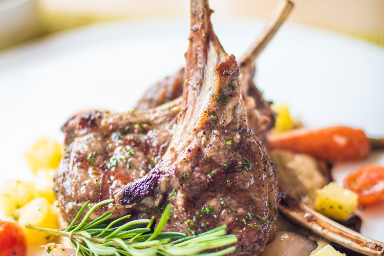 valentine's meals lamb shanks in the tesco dine in deal