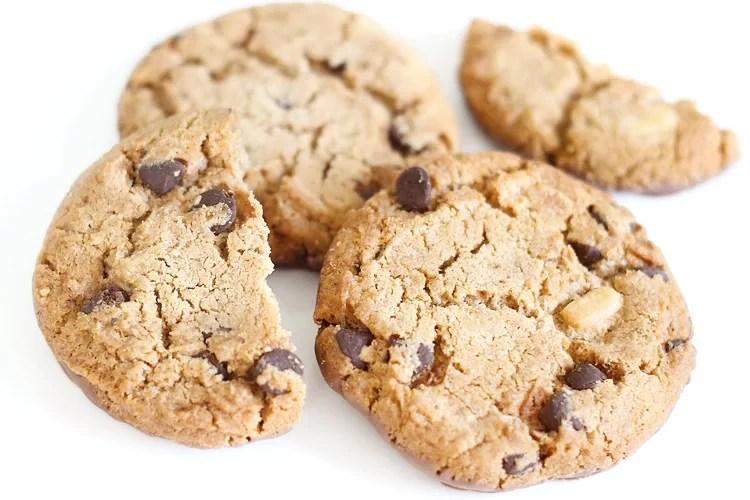 cookies pancake day topping