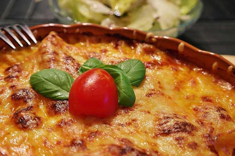 pancake lasagne