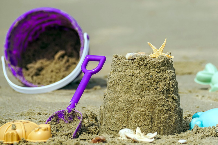 sandpit creativity