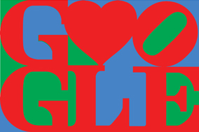 09 Happy Valentine's Day from Google and Robert Indiana 2011