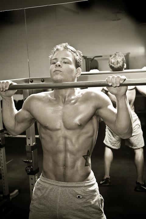 Jonathan Lipnicki Workout2