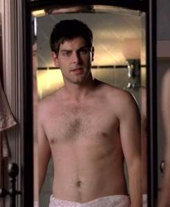David Giuntoli in Grimm shirtless