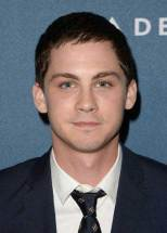 Logan Lerman at the GLAAD Media Awards