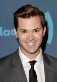 Andrew Rannells at the GLAAD Media Awards
