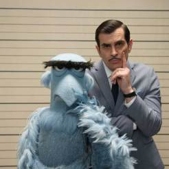 Ty Burrell in The Muppets Most Wanted