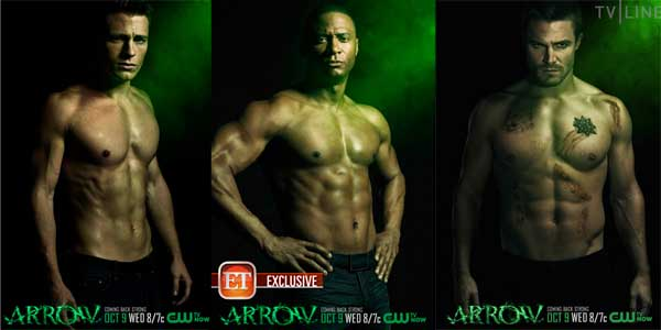arrow-s2-shirtless-posters