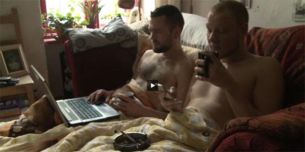 euro gay clips masterbating dudes