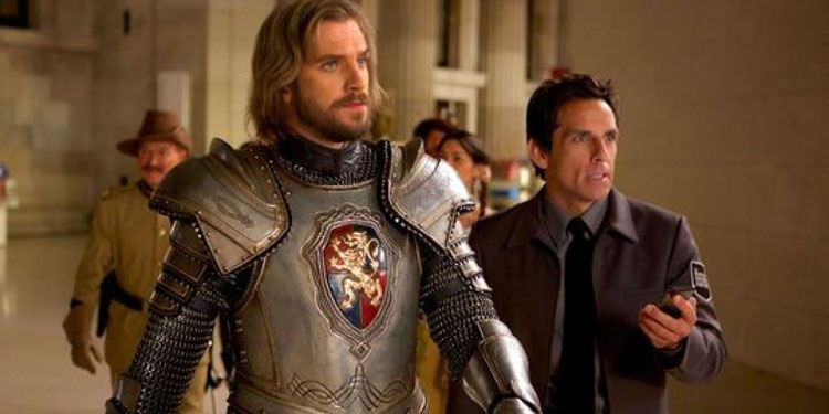 Night at the Museum: Secret of the Tomb Trailer - Ben ...