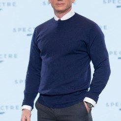 Daniel Craig at Spectre Launch