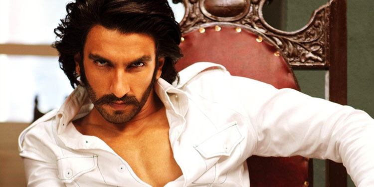 Indian actor ranveer singh shares his gay casting couch - Gay porn casting couch ...