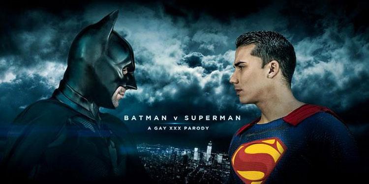 Superman en Batman Gay Porntiener vagina Tube