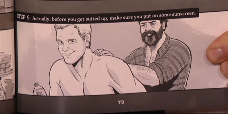nick-offerman-chris-pratt-comic