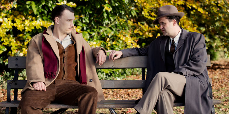 Win The Acclaimed Gay-Themed British Drama Against The Law!