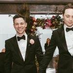 "Big Bang Theory's Jim Parsons Has<span class=""pt_splitter pt_splitter-1""> Married Boyfriend Todd Spiewak</span>"