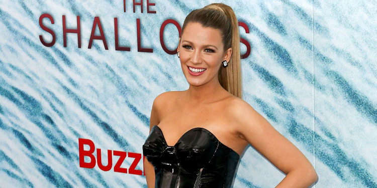 Spectre of 007 hangs over Blake Lively's spy role