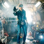 "Ready Player One Trailer<span class=""pt_splitter pt_splitter-1""> – The Iron Giant & BTTF DeLorean appear in Steven Spielberg's reference-heavy world</span>"