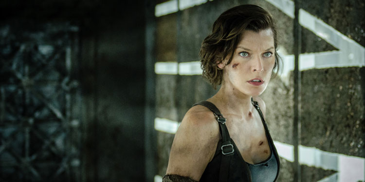 Resident Evil's Milla Jovovich ditches zombies to be Hellboy's witch