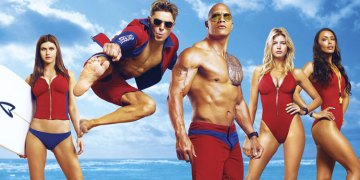 """Baywatch: Extended Edition (Blu-ray Review)<span class=""""pt_splitter pt_splitter-1""""> – Zac Efron & Dwayne Johnson don the red shorts</span>"""