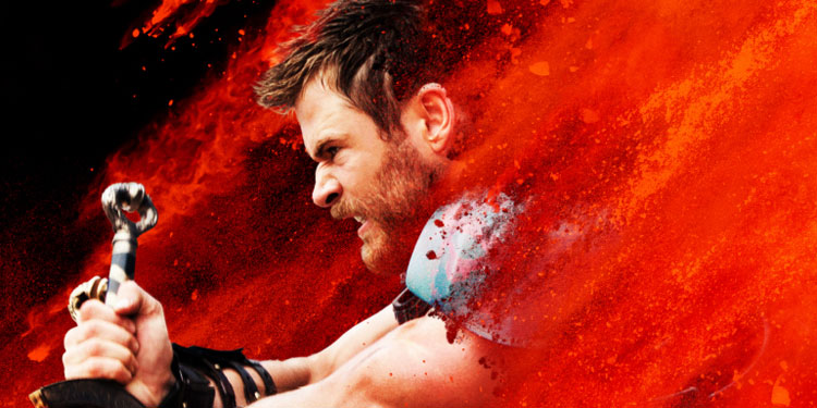 Marvel's Thor: Ragnarok Posters Are Ripping Off DC's Batman v Superman Posters
