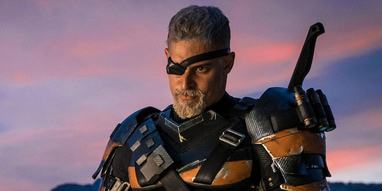 Joe Manganiello Offers a Better Look At JUSTICE LEAGUE's Deathstroke