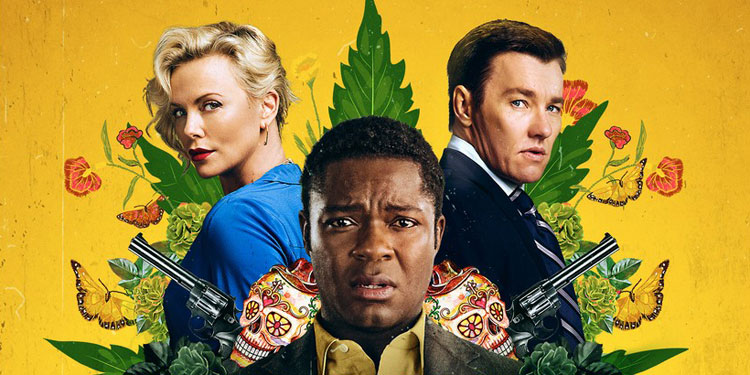 David Oyelowo gets kidnapped in Gringo trailer