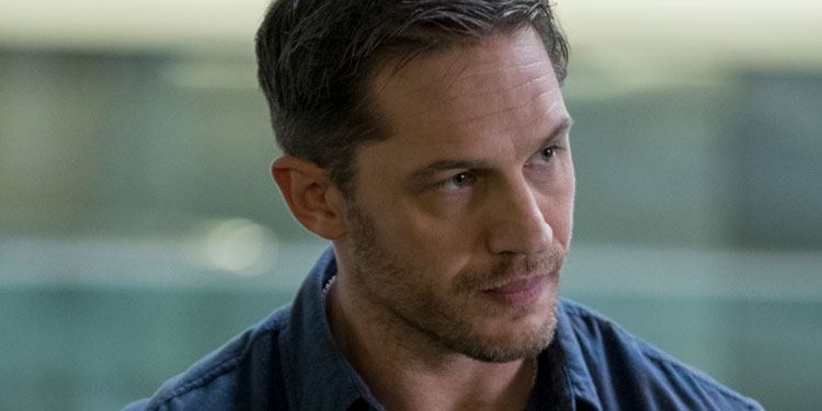 Tom Hardy is not well in the first Venom trailer