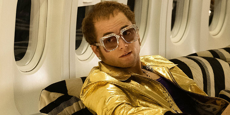 Rocketman Trailer - Taron Egerton is a fantastical version of a young Elton John - Big Gay Picture Show