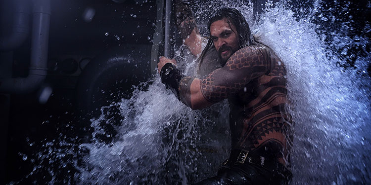 Aquaman Extended Trailer - Jason Momoa goes to war under the seas against Patrick Wilson - Big Gay Picture Show