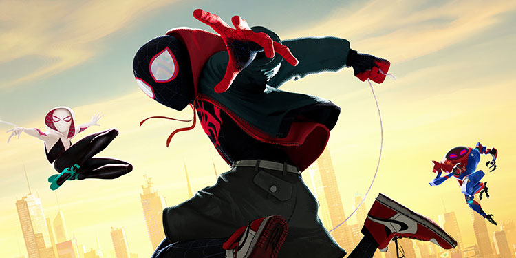 New Spider-man: Into The Spider-verse Trailer – A new Spidey gets an animated movie - Big Gay Picture Show