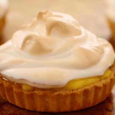 Mile-High Lemon Meringue Pie with Foolproof Pie Crust Recipe