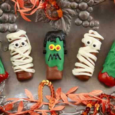 Twix Halloween Monsters