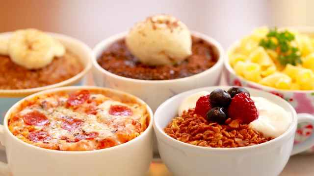 Microwave Mug Meals: 5 Unbelievable Recipes (Mug Pizza, Macaroni and Cheese, Granola, Healthy Muffin, Brownie)