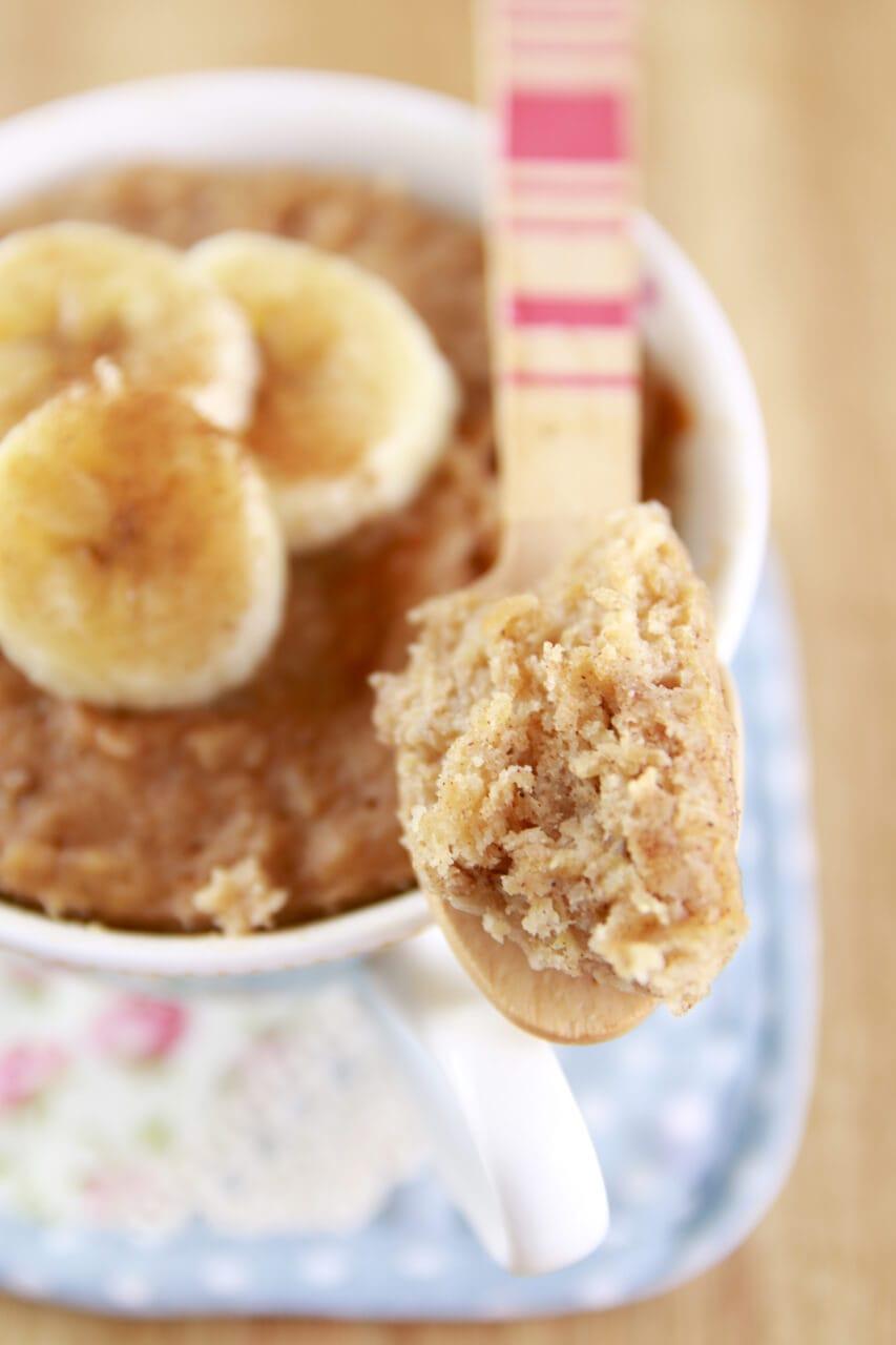 Quick And Easy Moist Banana Cake