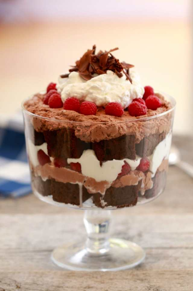 Chocolate Raspberry Trifle, chocolate, chocolate recieps, chocolate recipes, trifle recipes, chocolate raspberry desserts, raspberries desserts, chocolate desserts, chocolate pudding, no bake desserts, no bake recipes, Recipes, baking recipes, dessert, desserts recipes, desserts, cheap recipes, easy desserts, quick easy desserts, best desserts, best ever desserts, simple desserts, simple recipes, recieps, baking recieps, how to make, how to bake, cheap desserts, affordable recipes, Gemma Stafford, Bigger Bolder Baking, bold baking, bold bakers, bold recipes, bold desserts, desserts to make, quick recipes